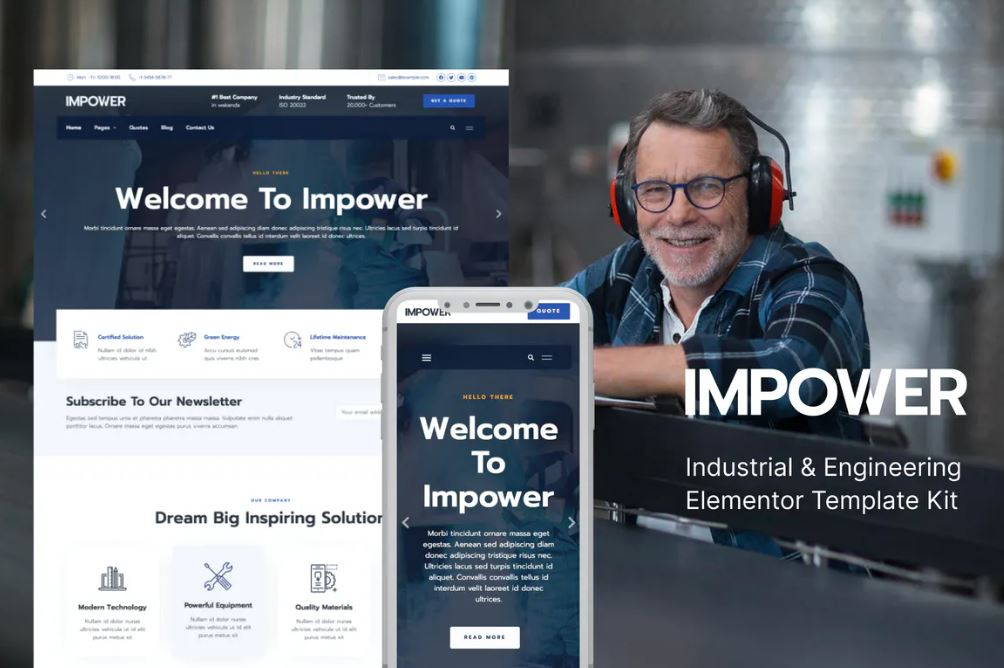 Impower web